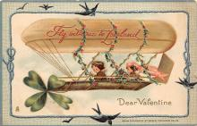 val310477 - Raphael Tuck & Sons Publishing St. Valentines Day Postcard