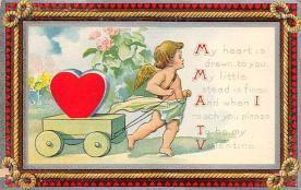 val310483 - St. Valentines Day Postcard