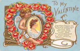val310485 - St. Valentines Day Postcard