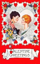 val310495 - Whitney Made St. Valentines Day Postcard