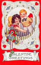 val310499 - Whitney Made St. Valentines Day Postcard