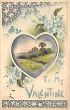 val310507 - Davidson Bros. Publishing St. Valentines Day Postcard