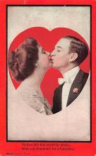 val310515 - St. Valentines Day Postcard