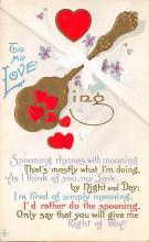 val310517 - St. Valentines Day Postcard