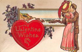 val310519 - St. Valentines Day Postcard