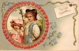val310527 - St. Valentines Day Postcard