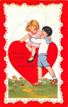 val310535 - Whitney Made St. Valentines Day Postcard