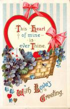 val310541 - International Art Pub. Co. St. Valentines Day Postcard