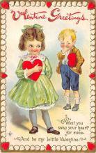 val310545 - St. Valentines Day Postcard
