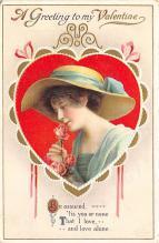 val310551 - Artist Ellen Clapsaddle St. Valentines Day Postcard