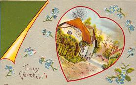 val310561 - St. Valentines Day Postcard