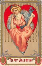val310567 - St. Valentines Day Postcard