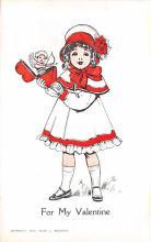 val310571 - St. Valentines Day Postcard