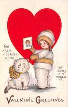 val310577 - Artist Margaret Evans Price St. Valentines Day Postcard