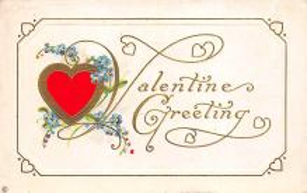 val310581 - St. Valentines Day Postcard