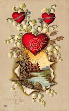 val310587 - St. Valentines Day Postcard