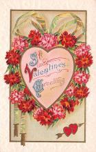 val310589 - St. Valentines Day Postcard