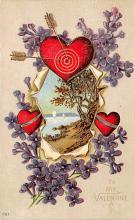 val310591 - St. Valentines Day Postcard