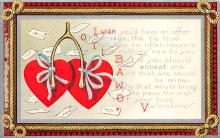 val310601 - Valentines Day Postcard