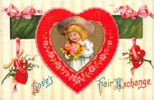 val310607 - Valentines Day Postcard