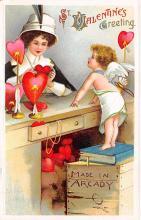 val310631 - Artist Ellen Clapsaddle Valentines Day Postcard