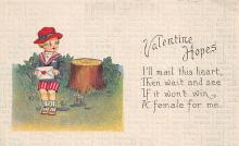 val310633 - Valentines Day Postcard