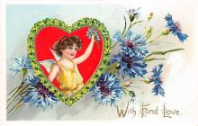 val310639 - Raphael Tuck & Sons Publishing Valentines Day Postcard