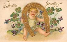 val310643 - Raphael Tuck & Sons Publishing Valentines Day Postcard