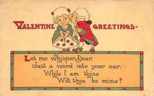 val310645 - Valentines Day Postcard