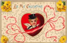 val310647 - Valentines Day Postcard