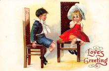 val310651 - International Art Pub. Co. Valentines Day Postcard