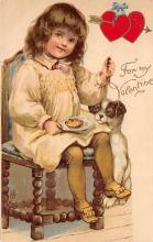 val310667 - Artist Ernest Nister Valentines Day Postcard