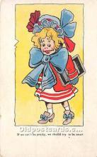 vin001004 - Vinegar Valentine Post Cards, Old Vintage Antique Postcards