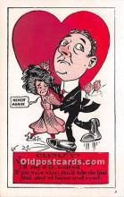 vin001005 - Vinegar Valentine Post Cards, Old Vintage Antique Postcards
