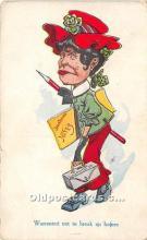 vin001007 - Vinegar Valentine Post Cards, Old Vintage Antique Postcards