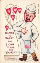 vin001008 - Vinegar Valentine Post Cards, Old Vintage Antique Postcards
