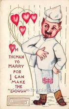 vin001008 - Vinegar Valentine Post Cards, Old Vintage Antique Postcards