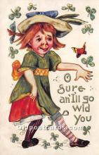 vin001010 - Vinegar Valentine Post Cards, Old Vintage Antique Postcards