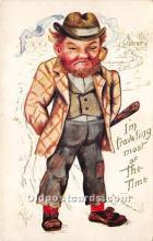 vin001011 - Vinegar Valentine Post Cards, Old Vintage Antique Postcards