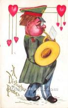 vin001014 - Vinegar Valentine Post Cards, Old Vintage Antique Postcards