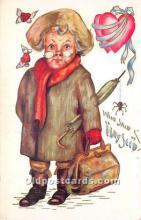 vin001015 - Vinegar Valentine Post Cards, Old Vintage Antique Postcards
