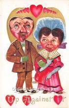vin001022 - Vinegar Valentine Post Cards, Old Vintage Antique Postcards