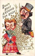 vin001023 - Vinegar Valentine Post Cards, Old Vintage Antique Postcards