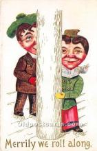 vin001024 - Vinegar Valentine Post Cards, Old Vintage Antique Postcards