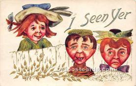vin001034 - Vinegar Valentine Post Cards, Old Vintage Antique Postcards