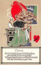 vin001039 - Vinegar Valentine Post Cards, Old Vintage Antique Postcards
