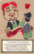 vin001041 - Vinegar Valentine Post Cards, Old Vintage Antique Postcards
