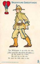 vin001062 - Vinegar Valentine Post Cards, Old Vintage Antique Postcards