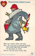 vin001067 - Vinegar Valentine Post Cards, Old Vintage Antique Postcards