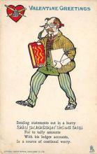 vin001069 - Vinegar Valentine Post Cards, Old Vintage Antique Postcards